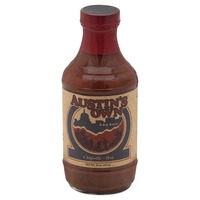 Austins Own BBQ Sauce, Chipotle - Hot
