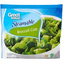 Great Value Steamable Broccoli Cuts