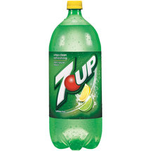 7 Up Lemon Lime Soda