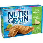 Kellogg's Nutri-Grain Apple Cinnamon Cereal Bars