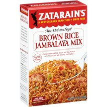 Zatarain's New Orleans Style Brown Rice Jambalaya Mix