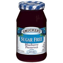 Smucker's Blueberry Sugar Free Preserves