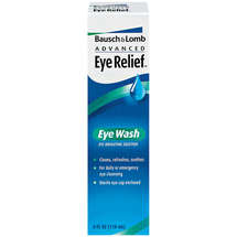 Advanced Eye Relief Eye Irrigating Solution Eye Wash