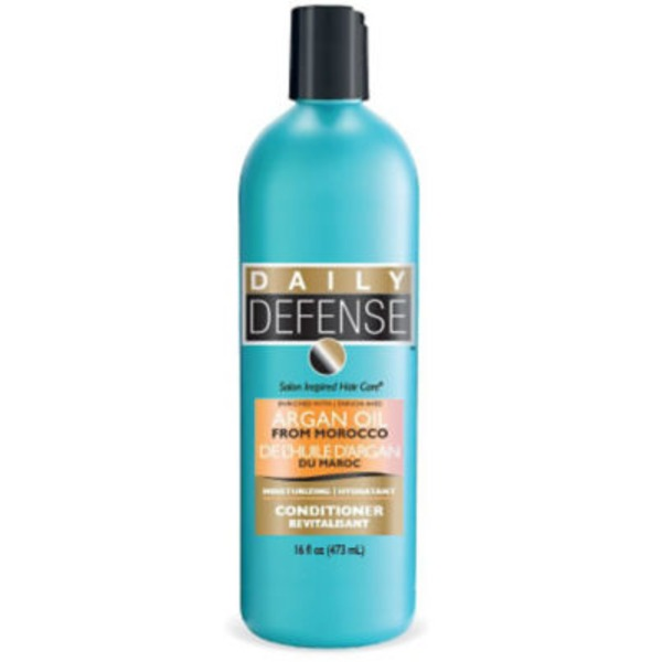 Daily Defense Enriched Conditioner With Aragan Oil From Morocco