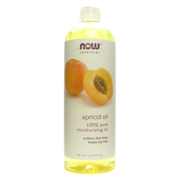Now 100% Pure Moisturizing Apricot Kernel Oil