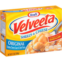 Kraft Original Velveeta Shells & Cheese