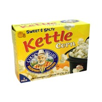 Cousin Willie's Sweet & Salty Kettle Corn Microwave Popcorn
