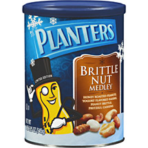 Planters Brittle Nut Medley Gift