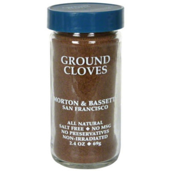 Morton & Bassett Spices Ground Cloves