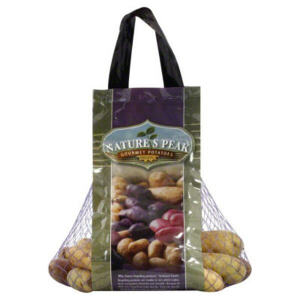 Nature's Peak Gourmet Mixed Organic Fingerlings Potatoes