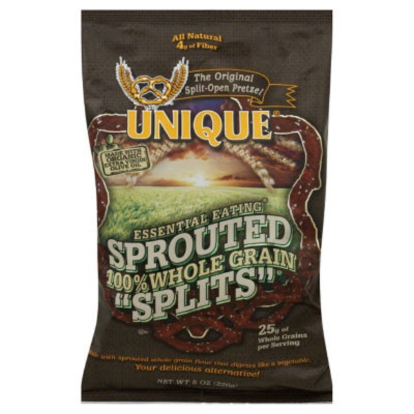 Unique Essential Eating Sprouted 100% Whole Grain