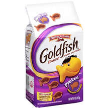 Pepperidge Farm Goldfish Pretzel Baked Snack Crackers