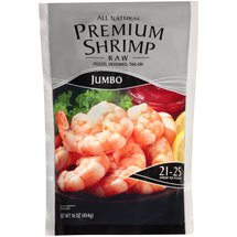 Raw Premium Jumbo Shrimp
