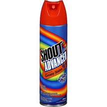 Shout Advance Stain Remover Aerosol