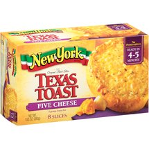 New York Five Cheese Texas Toast