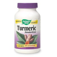 Nature's Way Turmeric Standardized Tablets