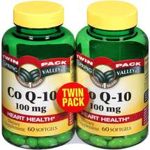 Spring Valley Co Q-10 Dietary Supplement