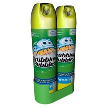 Scrubbing Bubbles Lemon Foaming Bathroom Cleaner