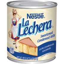 LA Lechera Condensed Milk Sweetened