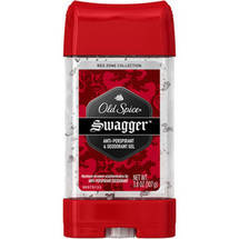 Old Spice Red Zone Swagger Clear Gel Men's Anti-Perspirant & Deodorant