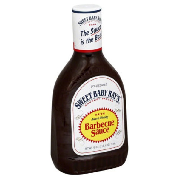 Sweet Baby Ray's Barbeque Sauce