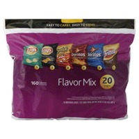 Frito Lays Flavor Mix Variety Pack