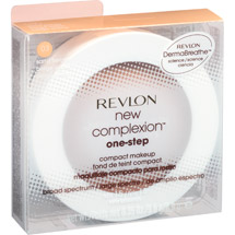 Revlon New Complexion One-Step Compact Makeup 03 Sand Beige Sand Beige