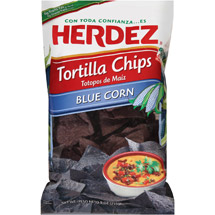 HERDEZ Blue Corn Tortilla Chips