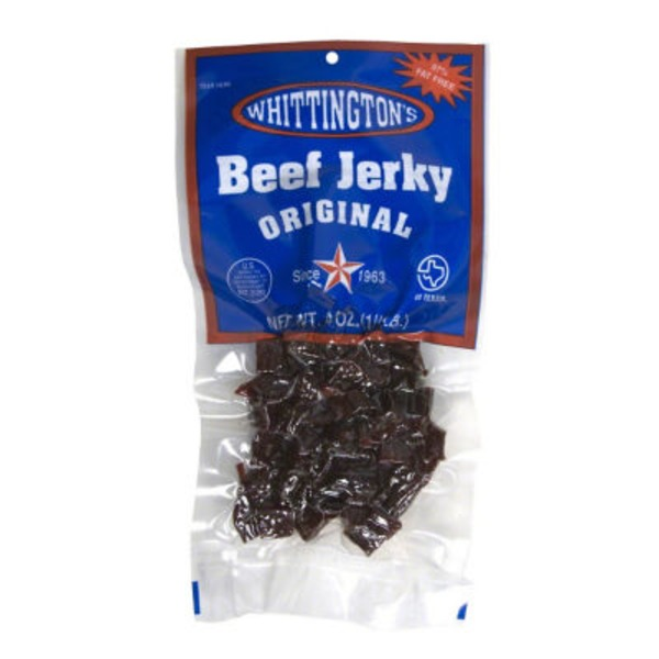 Whittington's Original Beef Jerky
