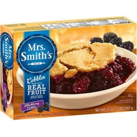 Mrs. Smith's Blackberry Cobbler