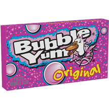 Bubble Yum Original Bubble Gum