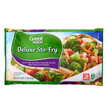 Great Value Deluxe Stir-Fry