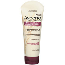 Aveeno Skin Relief Overnight Cream