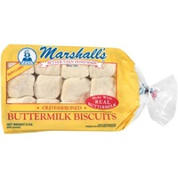 Marshall's Old Fashioned Buttermilk Biscuits