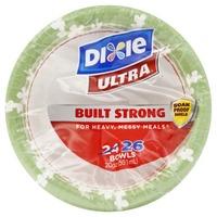 Dixie Ultra Bowls 20-oz. - 26 CT