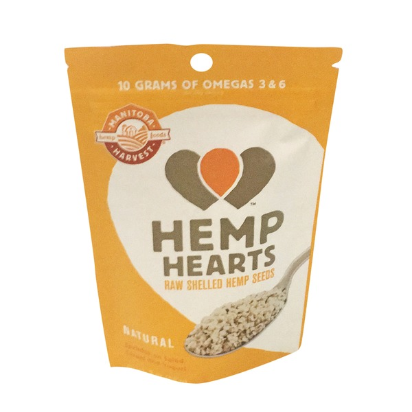 Manitoba Harvest Raw Shelled Hemp Seeds