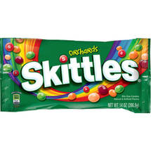 Skittles Orchards Bite Size Candies
