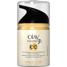 Olay Total Effects 7 In One Anti-Aging Daily Moisturizer Plus Foundation Cream Color