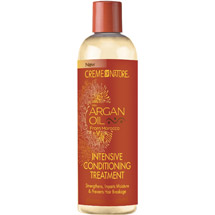 Cream of Nature Argan Oil Intensive Conditioning Treatment