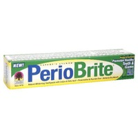 Nature's Answer PerioBrite Natural Brightening Toothpaste Coolmint