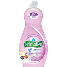 Palmolive Soft Touch Almond Milk & Blueberry Liquid Dish Detergent