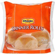 Rhodes Frozen White Dinner Rolls