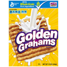 Golden Grahams Honey Graham Cereal