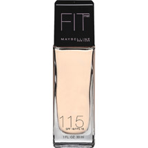 Maybelline New York Fit Me Foundation Ivory 115