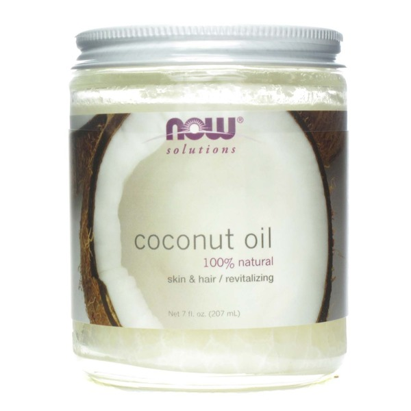 Now 100% Natural Skin & Hair Revitalizing Coconut Oil