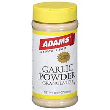Adams Granulated Garlic Powder Spice