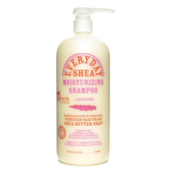 Alaffia Everyday Lavender Moisturizing Shampoo