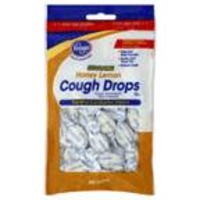 Kroger Honey Lemon Cough Drops
