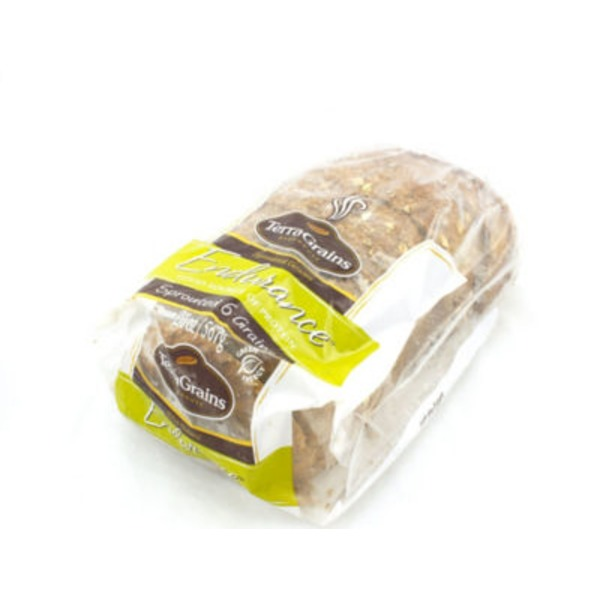 Terra Grains Bakehouse Endurance Sprouted 6 Grain Bread