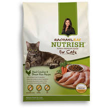 Rachael Ray Nutrish Natural Dry Cat Food Chicken & Brown Rice Recipe